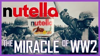 Nutella: The Miracle of WW2