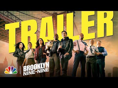 Brooklyn Nine-Nine Season 8 (Promo 'One Last Ride')