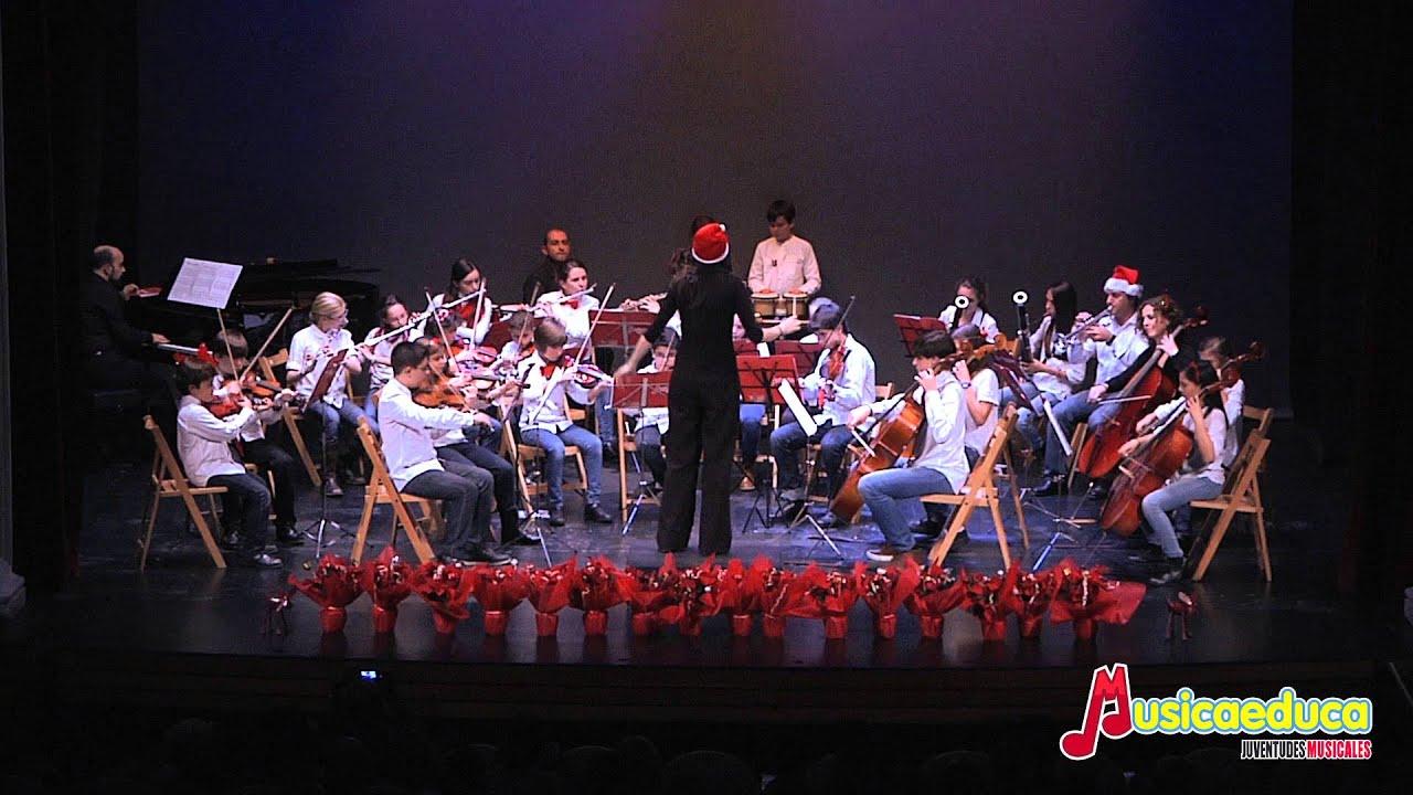 Libro de la Selva - Orquesta Musicaeduca Juventudes Musicales - Concierto de Navidad