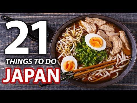 21 poprvé v Japonsku
