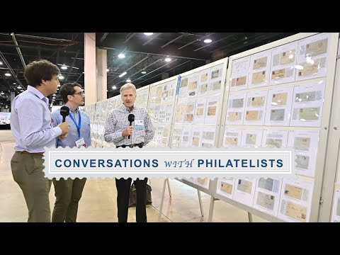 Conversations With Philatelists Ep. 67: On Location at the Great American Stamp Show 2021