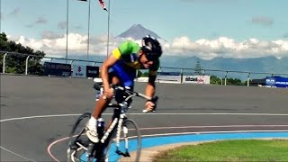 preview picture of video 'Treino de Pista em New Plymouth! #Trainningday [English Subtitles]'