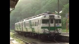 JR 58系気動車 機関始動 (27-May-2007)