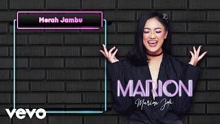 Marion Jola   Merah Jambu (Lyric Video)