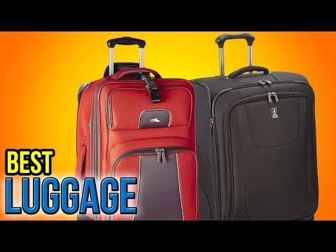 10 Best Luggage 2016