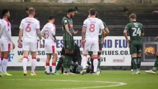 Matchday Moments - Argyle 2 Crawley 0