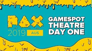 LIVE! PAX Aus Day 1 - GameSpot Theatre