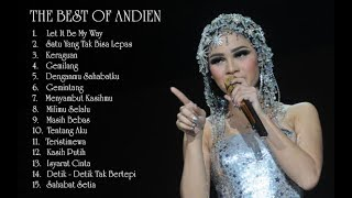 Gambar cover Andien The Best