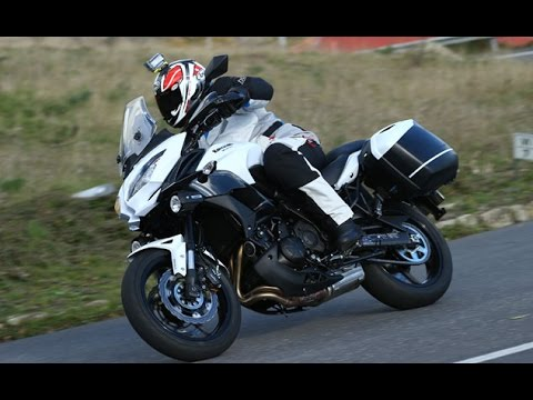 2015 Kawasak Versys 650 Review