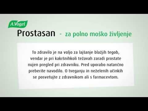 Gentos pri zdravljenju prostatitisa