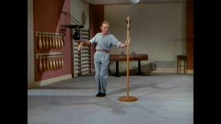 Dancing With A Hat Rack  1951  (Fred Astaire)
