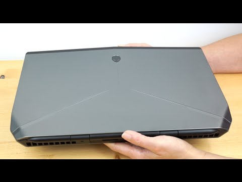 Alienware 15 Review