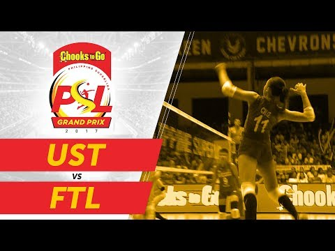 Victoria Sports-UST vs. F2 Logistics | Chooks-to-Go PSL Grand Prix 2017