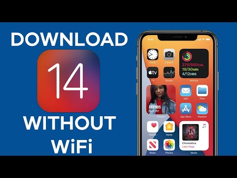 How To Download iOS 14 without WiFi or Computer – Install iOS14 Update Using Mobile Data