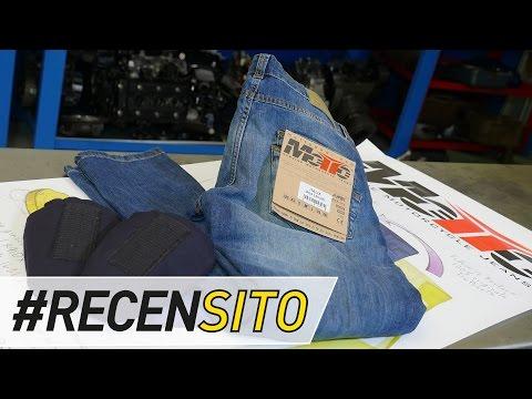 Jeans Motto Italia. Recensione jeans tecnici da moto