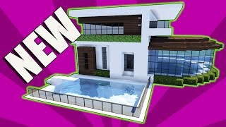 CUTE ] EASY & COMPACT MINECRAFT SURVIVAL HOUSE TUTORIAL [ BEST MINECRAFT HOUSE EVER ] MinecraftVideos TV