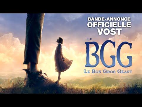 Le BGG : le Bon Gros Géant Metropolitan Filmexport / DreamWorks Pictures / Walt Disney Studios Motion Pictures USA / Amblin Entertainment