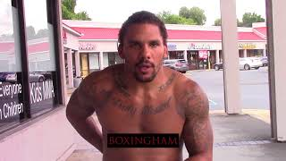 Eryk Anders Talks Future Goals & Upcoming Fight With Tim Williams