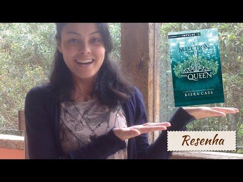 Resenha: A Rainha - Kiera Cass