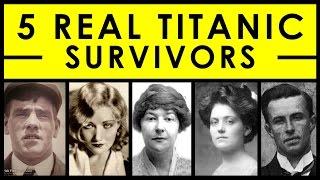 5 Real Titanic Survivors & Their Stories