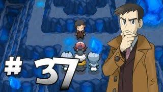 Let's Play Pokemon: Black - Part 37 - Looker