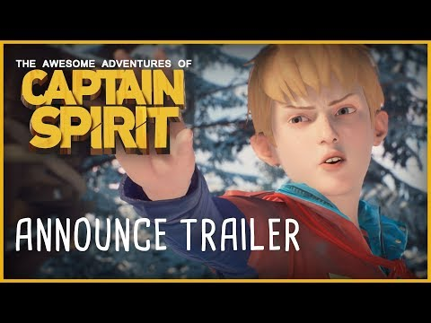 Captain Spirit Announce Trailer [E3 2018] thumbnail