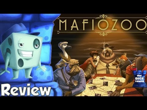 Mafiozoo Review - with Tom Vasel