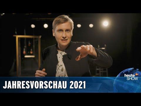Výhled na rok 2021 - heute show