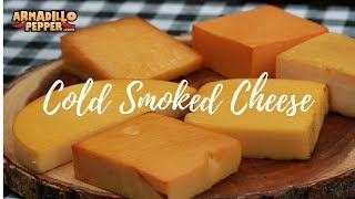 How to Cold Smoke Cheese | 3 Easy Steps with the A-MAZE-N Pellet Smoking Tray