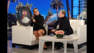 Jennifer Lopez Fangirled over Her 'Fixer Upper' Anniversary Present