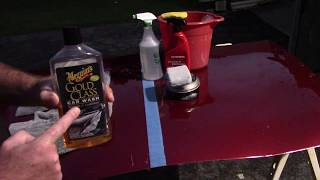 Products Needed To Wax Your Car Like a Pro -  For Beginners!