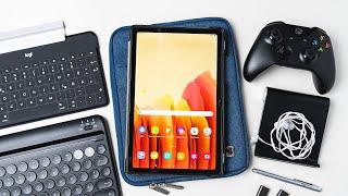 Samsung Galaxy Tab A7: Das beste Zubehör