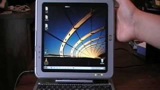 HP Compaq tc1100 Intel WLAN Windows Vista 32-BIT