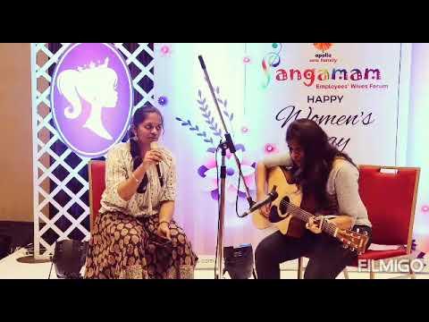 Channa mereya | Oh shanthi mashup | Deepika thamizhvanan