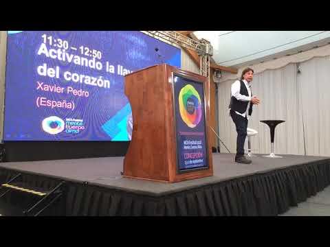 [MCA Concepción 2018] - Inicio 1a conferencia de Xavier Pedro