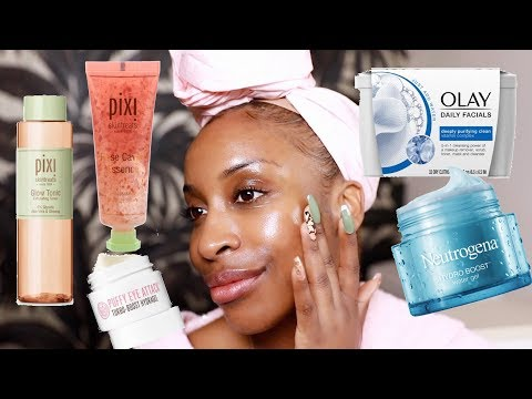 """Bad & Boujee on a Budget - """"Luxury"""" Pamper Routine 