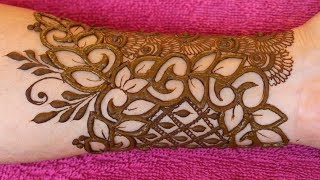 Latest Full Hand Mehndi Design | Henna Design | 2018 |