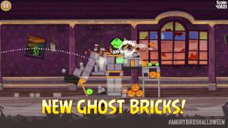 Angry Birds Seasons: Haunted Hogs video