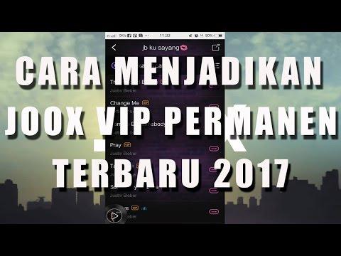 Video Cara menjadikan joox vip permanen | TERBARU 2017