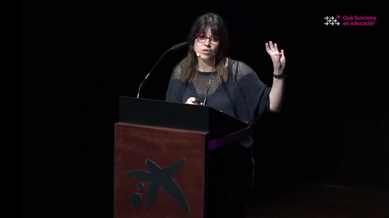 El com, el què i el per a què de l'avaluació de l'alumnat | Sheila González i Janet Looney (enregistrament íntegre)