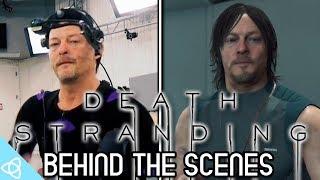 Behind the Scenes - Death Stranding [Making of]