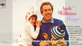 andy williams original album collection  Vol.2 here, there and evrywhere