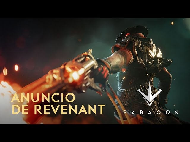 Paragon - Anuncio de Revenant (disponible el 25 de abril)