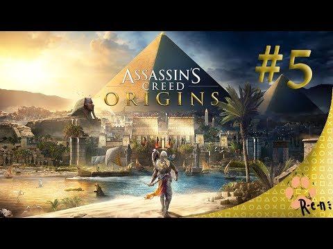 Assassin's Creed origins CZ stream