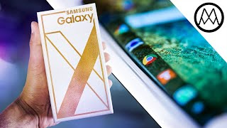 Unboxing the forgotten Samsung smartphone