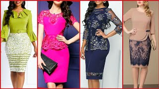 Top Collection Of 2020 Plus Size Bodycon Dresses For Party Wear/Formal Wear 2020