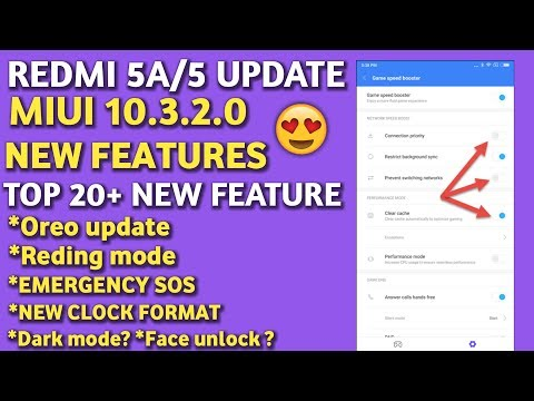 Download Redmi 5a Miui 10 2 3 0 Stable Update With Oreo New Feature