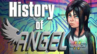 The History Of Angel - Borderlands