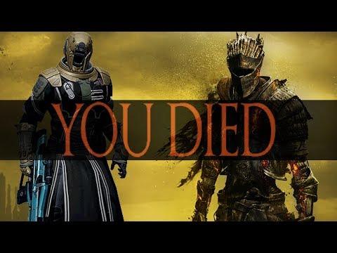 Destiny 2, but It is Actually Dark Souls