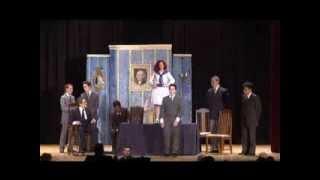 Tomorrow Cabinet- Annie Secaucus High School
